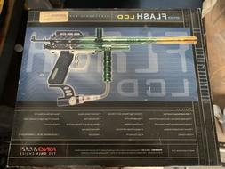 1 Kingman Spyder Flash LCD Electronic Paintball Marker/Gun w