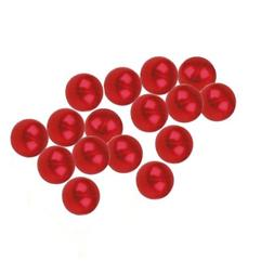 100 .40c Blowgun or Slingshot Red Paintballs By Venom Blowgu