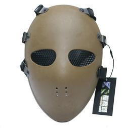 TAK YIYING 1Pc Airsoft Paintball BB Gun Full Face Protect Ma