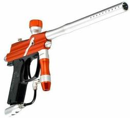 Azodin 2011 Blitz Electronic Paintball Gun Orange/Silvr