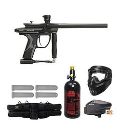 Spyder 2012 Fenix Paintball Marker - Diamond Black HALO HPA