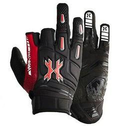 HK Army 2014 Pro Paintball Gloves - Lava - Medium