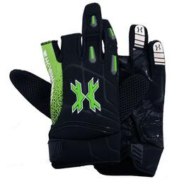 2014 HK Army Pro Paintball Gloves - Slime - Large