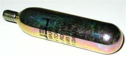 25 gm CO2 cartridge threaded Luft refill air gun paintball p