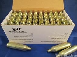 500 CO2 cartridges 12g NON-THREADED C02 paintball or airsoft