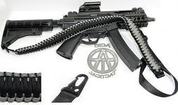 Tactical 550 Paracord Rifle Gun Shotgun Paintball 2 Point Sl
