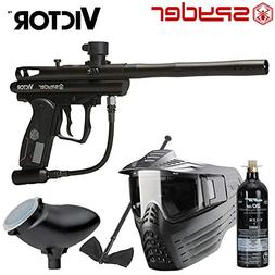 Spyder Victor Package .68Cal Paintball Kit Includes Sentry G