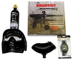 Tippmann Gryphon FX Carbon Fiber Package .68Cal Paintball Ki