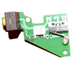 NEW - Dye Rotor Circuit BOARD w/ Connectors - Hopper Replace