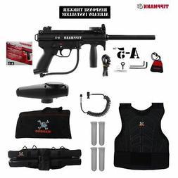 Tippmann A-5 w/ Response Trigger Sergeant Paintball Gun Pack