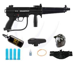 TIPPMANN A5 A-5 Flatline Barrel Paintball Gun Empire HPA N2