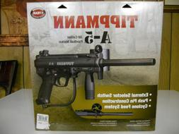 Tippmann A5 Basic Tactical Paintball Gun Marker Black  FACTO