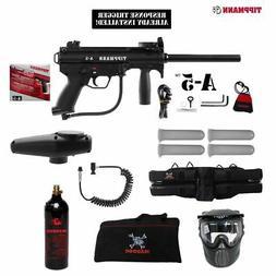 Tippmann A-5 w/ Response Trigger Specialist Paintball Gun Pa