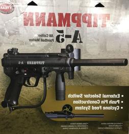 Tippmann A5 Semi Auto Paintball Gun Marker w/ Cyclone Feed w
