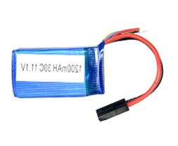 UKARMS AC-221C LiPO 11.1V 1200mAH 30C Battery For PEQ-15 Box
