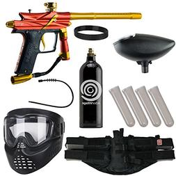 Action Village Azodin Epic Paintball Gun Package Kit