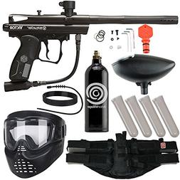 Action Village Kingman Spyder Epic Paintball Gun Package Kit