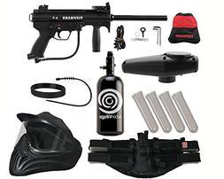 Action Village Tippmann A5 Legendary Paintball Gun Package K