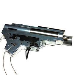 AEG Airsoft Wargame Shooting Gear APS Silver Edge Extreme 8m
