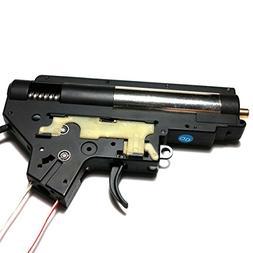 AEG Airsoft Wargame Shooting Gear E&C 8mm Complete QD Transf