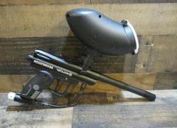Spyder aggressor paintball gun/accessories used couple times