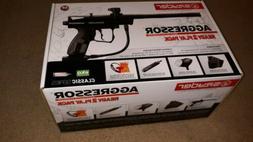 Spyder Aggressor Paintball Marker Gun &Accessories new in bo
