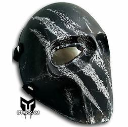 MAXNETO Airsoft Mask Helmet Paintball BB Gun War Protective