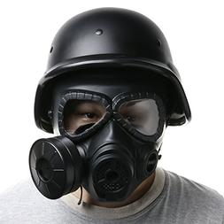 VILONG Airsoft Mask Outdoor Sports Tactical Paintball Mask F