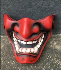 Airsoft Paintball BB Gun Half Face Mask Tactical Army Huntin