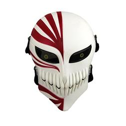 CCTRO Airsoft Skull Face Mask, Full Face Protective Tactical