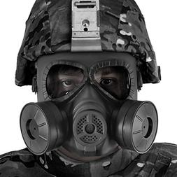 Bienna Airsoft Tactical Paintball Protective Full Face Eye P
