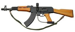 Konkor AK 47 Type 56 .68 Paintball Marker Rifle Real Wood Fu