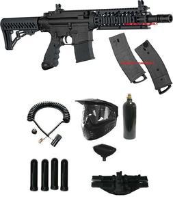 ALL BLACK NEW Tippmann TMC Tactical Magfed Paintball Gun Mag
