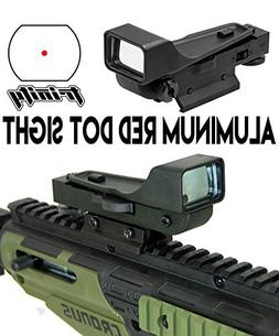 Aluminum Reflex Red Dot Sight fits Tippmann TMC paintball ma