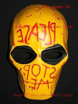 ARMY of TWO PAINTBALL AIRSOFT BB GUN COSTUME COSPLAY MASK Pl