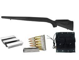 ATI Mosin Nagant Monte Carlo Rifle Fixed Stock + Ultimate Ar