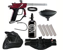 Azodin Blitz 3 Legendary Paintball Gun Package Kit