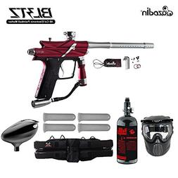 MAddog Azodin Blitz 3 Starter HPA Paintball Gun Package - Re