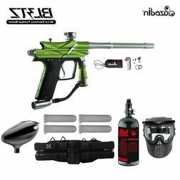 MAddog Azodin Blitz 3 Starter HPA Paintball Gun Package - Gr