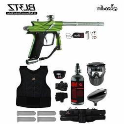 MAddog Azodin Blitz 3 Starter Protective HPA Paintball Gun P