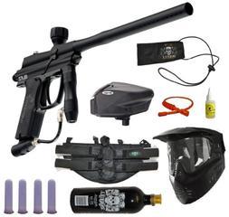 Azodin Blitz Paintball Marker Gun 3Skull 4+1 Halo Too Mega S