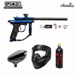 MAddog Azodin Kaos 2 Beginner CO2 Paintball Gun Package A -