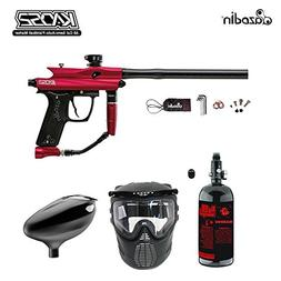 MAddog Azodin Kaos 2 Beginner HPA Paintball Gun Package A -