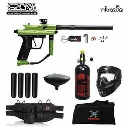 MAddog Azodin KAOS 2 Beginner HPA Paintball Gun Package B -