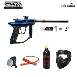 MAddog Azodin Kaos 2 Bronze Paintball Gun Package - Blue/Bla