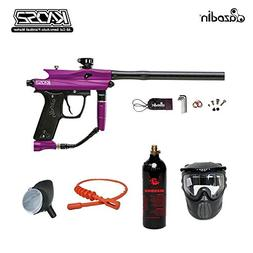 MAddog Azodin Kaos 2 Bronze Paintball Gun Package - Purple/B