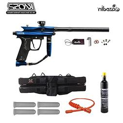 MAddog Azodin Kaos 2 9oz. CO2 Paintball Gun Package - Blue/B