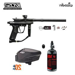 MAddog Azodin KAOS 2 HPA Paintball Gun Package A - Black