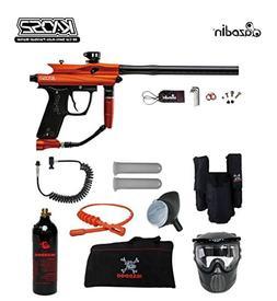 MAddog Azodin Kaos 2 Private Paintball Gun Package - Orange/