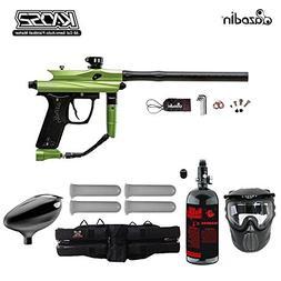 MAddog Azodin Kaos 2 Starter HPA Paintball Gun Package - Gre